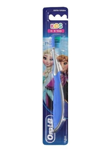 Oral-B Diş Fırçası Stages Frozen 3-5 Yaş,RNKSZ Renksiz